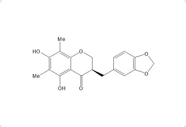 Methylophiopogonanone A