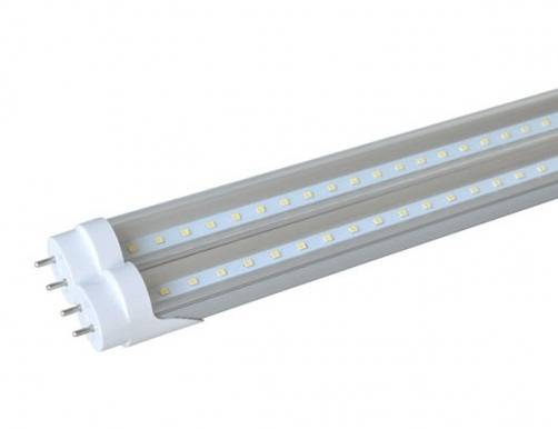 SMD2835 CE&RoHS 85-277V Lm79 Lm80 Clear PC Cover T8 LED Tube Light 18W