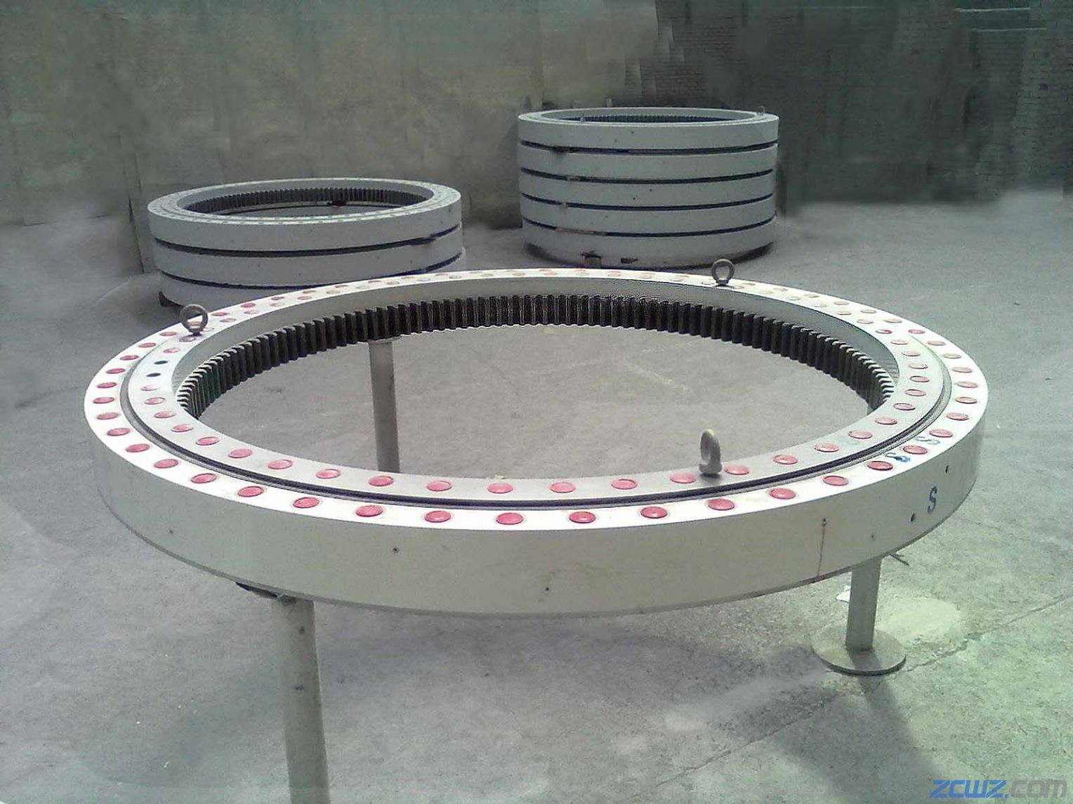 slewing ring bearing as wind power parts