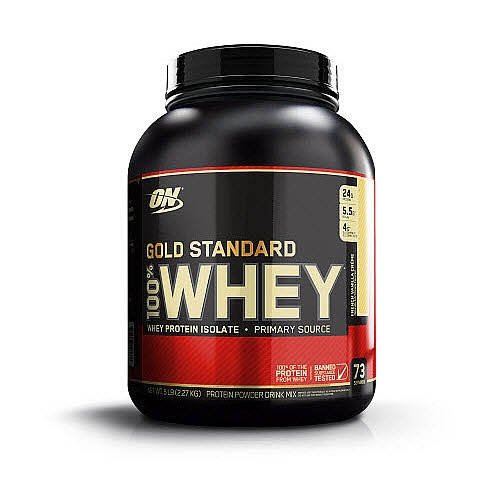 Gold Standard 100% Whey Protein for sale