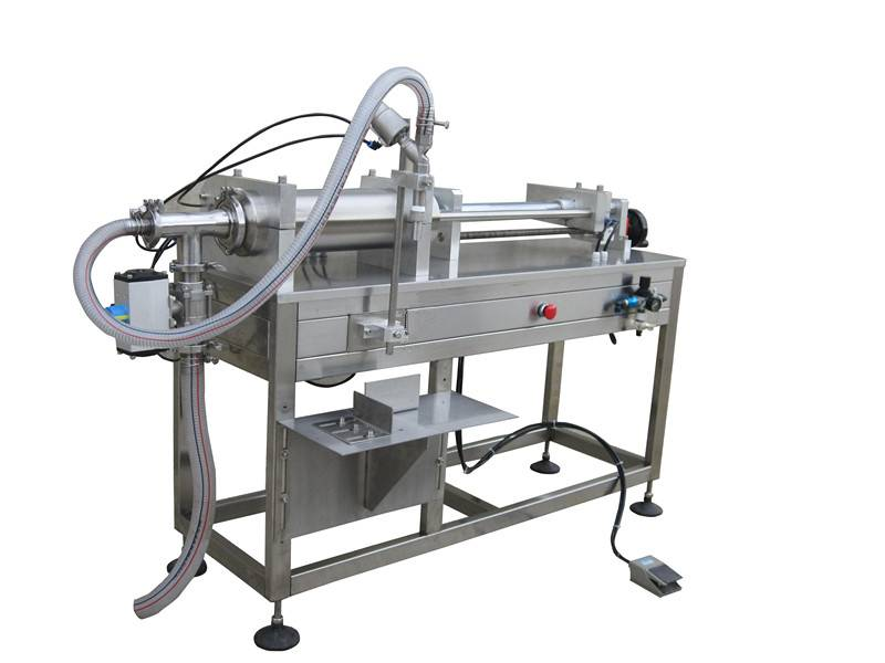 CCG5000-1B Semi-auto Piston Filling Machine (pneumatic)