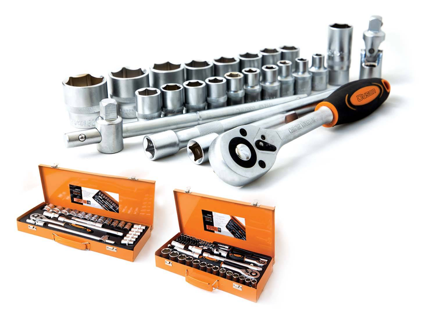 "Socket Set / Socket Wrench Set /Toolbox/24PCS Socket Set 1/2""&1/4"" Socket Set"