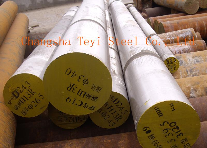 tool steel-H13, D2, O1