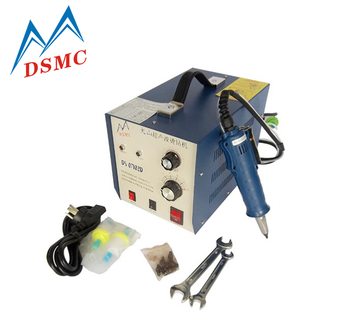 MINI Manual Ultrasonic Positioned Fusing Machine