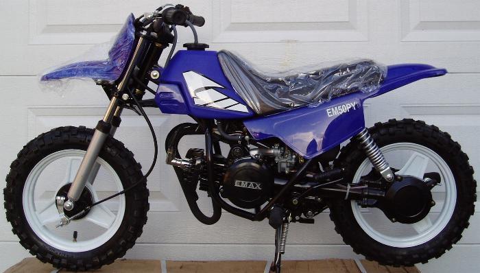 Honda monkey style dirt bike for 50cc