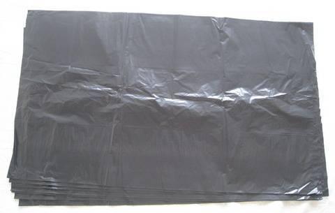LDPE Black Heavy Duty Plastic Garbage Bag/Trash bag/Rubbish bag/Refused sack