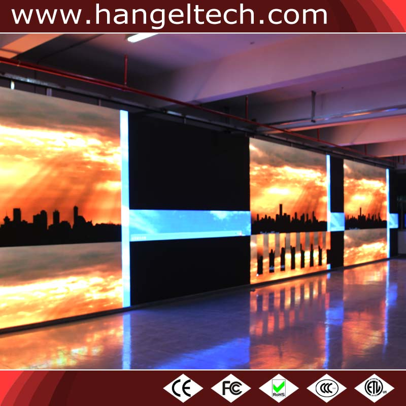 Factory Supply P4.81mm Outdoor Waterproof LED Display Panels for Rental - 500x1000mm Cabinet