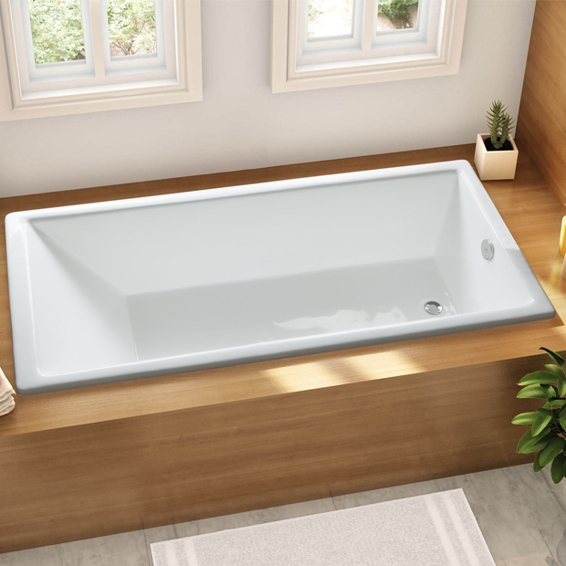 NH-005 Drop-in Style bathtub