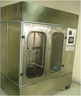 IPX1-4 test chamber