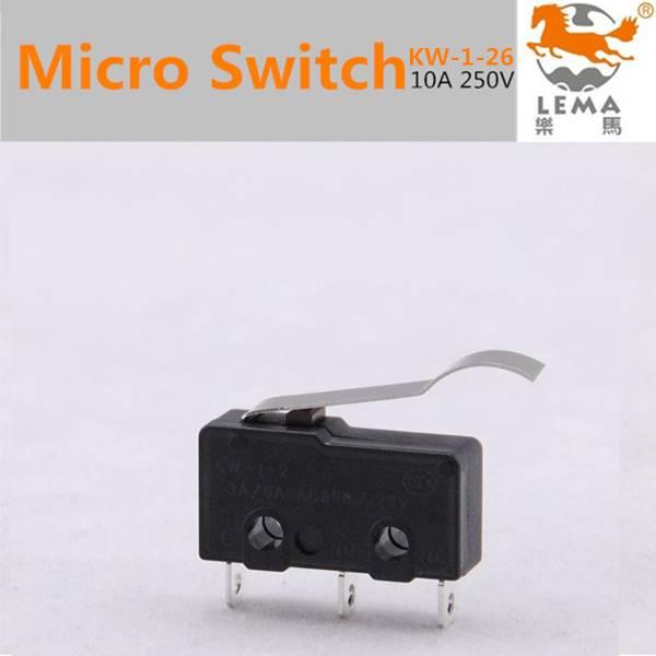 Miniature micro pressure switches