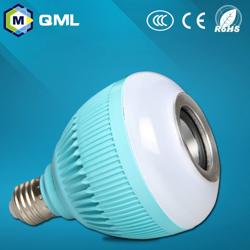 Color change 6w factory supply led APP music bulbs with good price