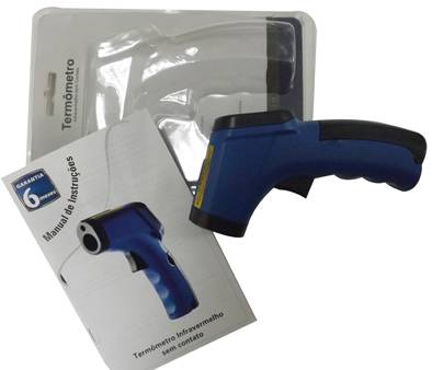 Gsm Temperature Gun Non-contact Infrared IR Laser Digital Thermometer CE Approved handheld IR-812