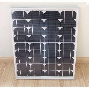 60W Mono Solar panel