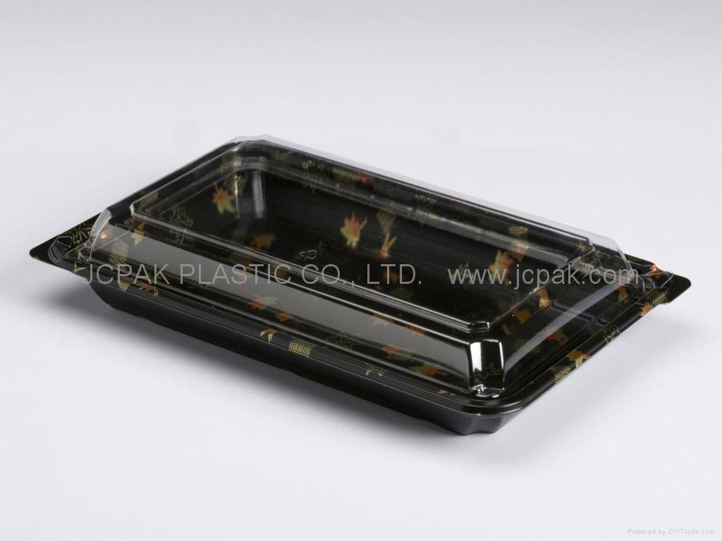 Disposable Sushi Trays (SH-007)