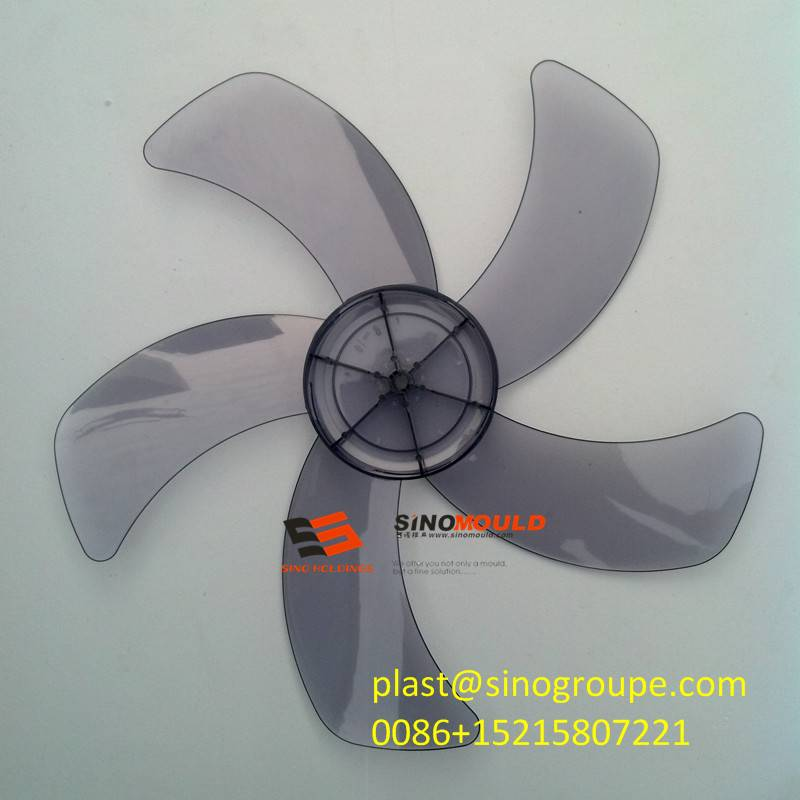 Plastic Fan Mould Supplier