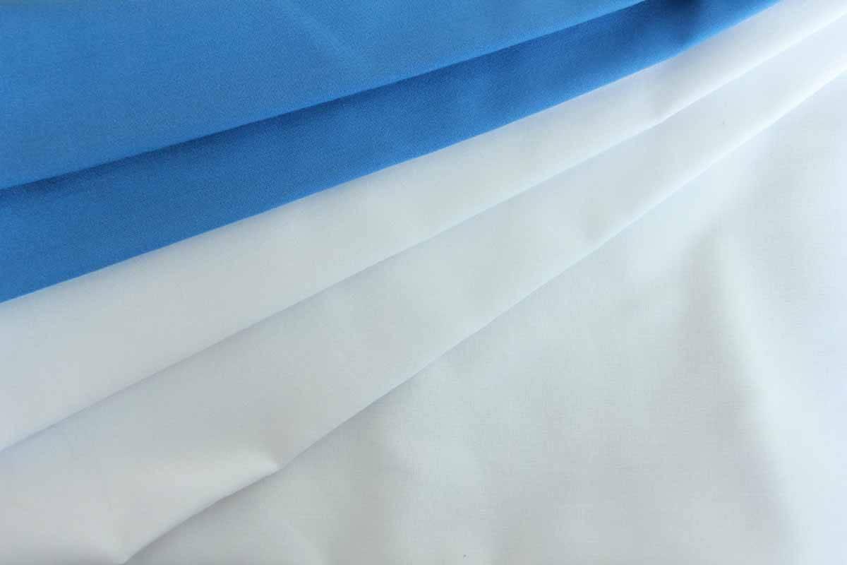 T/R Plain fabric