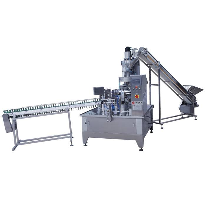 Soy Sauce Pickles Packaging Machine