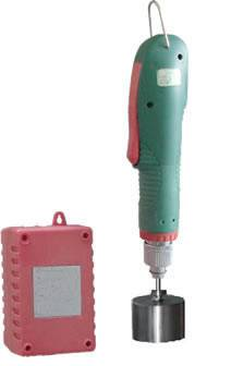 Manual electric capping machine
