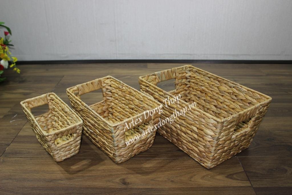 Water hyacinth tray-SD6678A-3NA