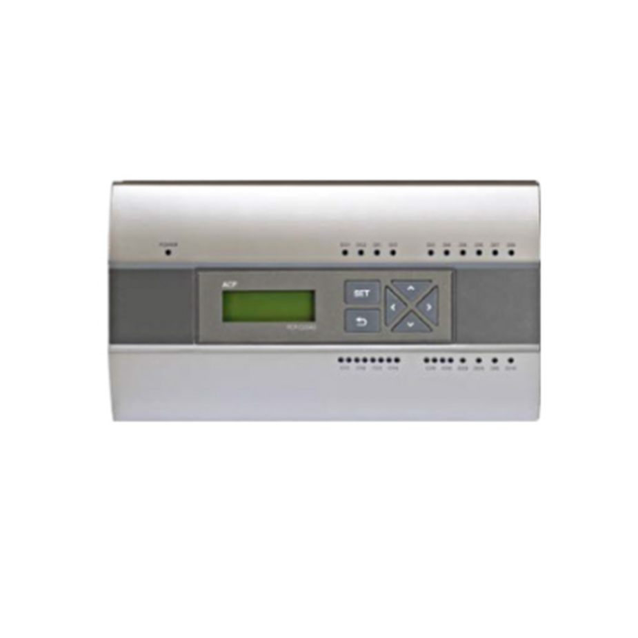 Central Control Solution It is a solution to control indoor air conditioner unit from the center