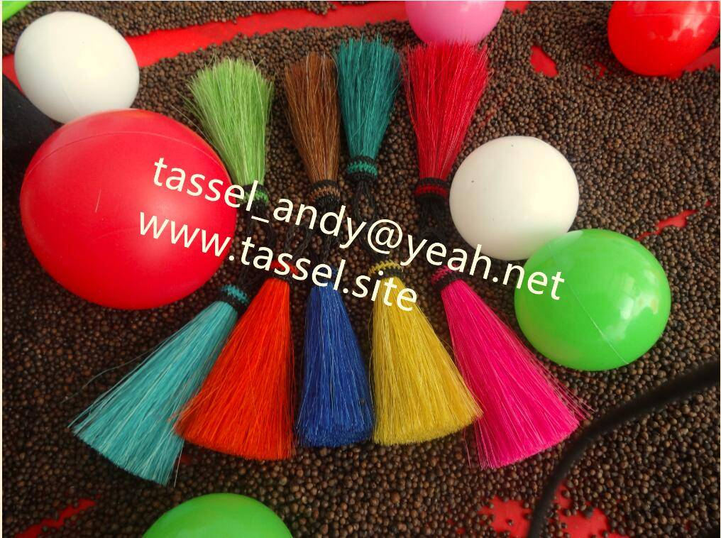horse hair tassel for sale
