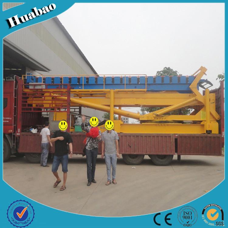 8T 23m Factory Direct Supplier multifunction hydraulic gantry crane