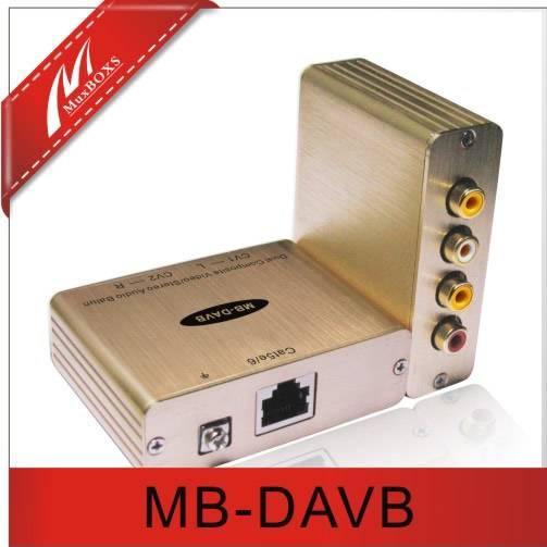 2-CH  Audio - Video  Balun