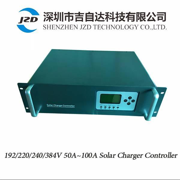 192/220/240/384V 50~100A Solar Charger Controller