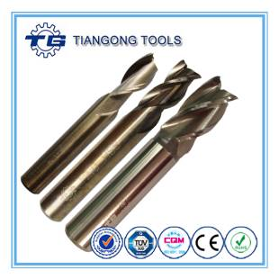 TG Tools DIN844 /DIN327 Carbide or HSS END MILL