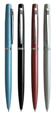 hotel metal ball pen
