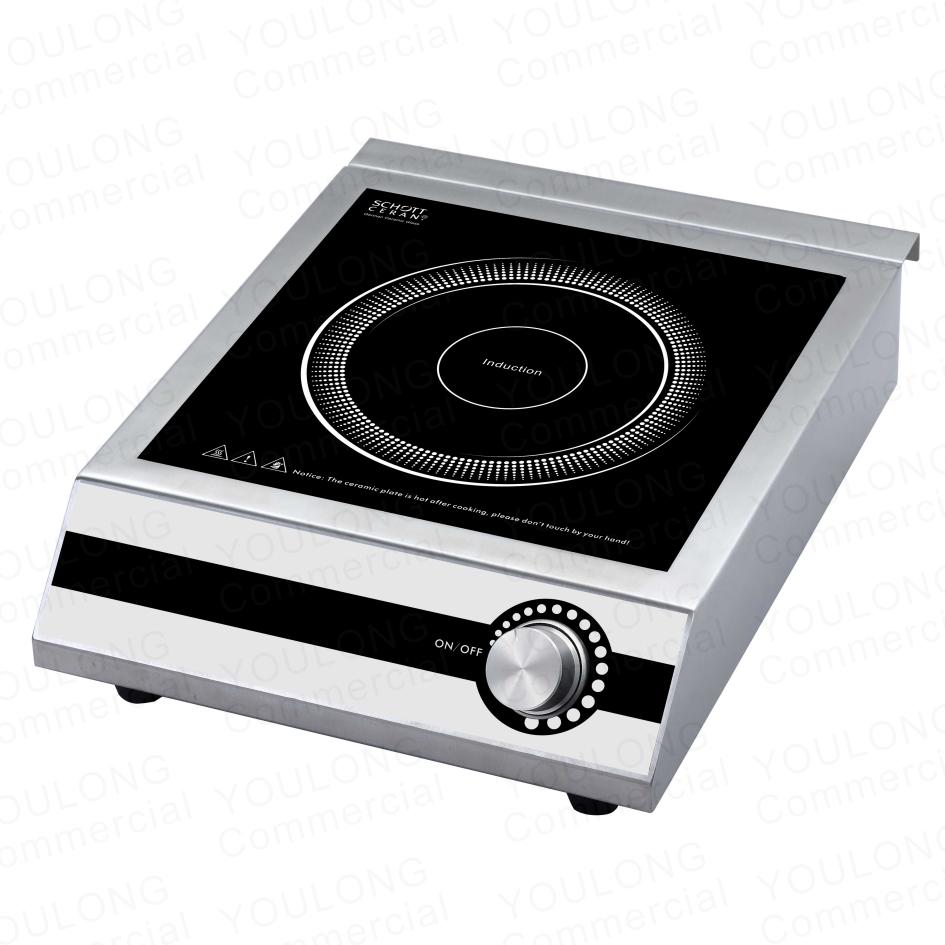 indnuction cooker(1 burner)C3517-K Knob Control