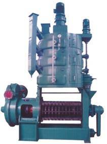 ZX-40/ZX202-3 screw oil press