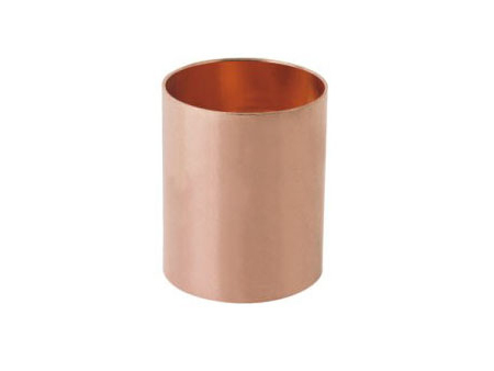 Copper coupling (copper fitting)