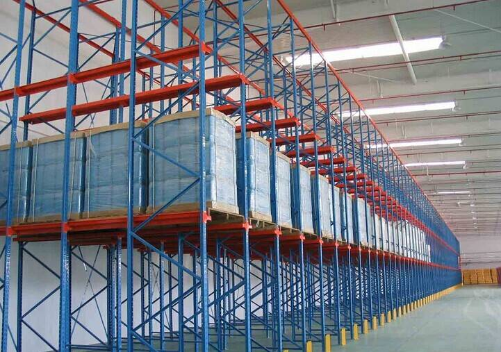 ISO9001 Drive in Pallet Racking On SALE!