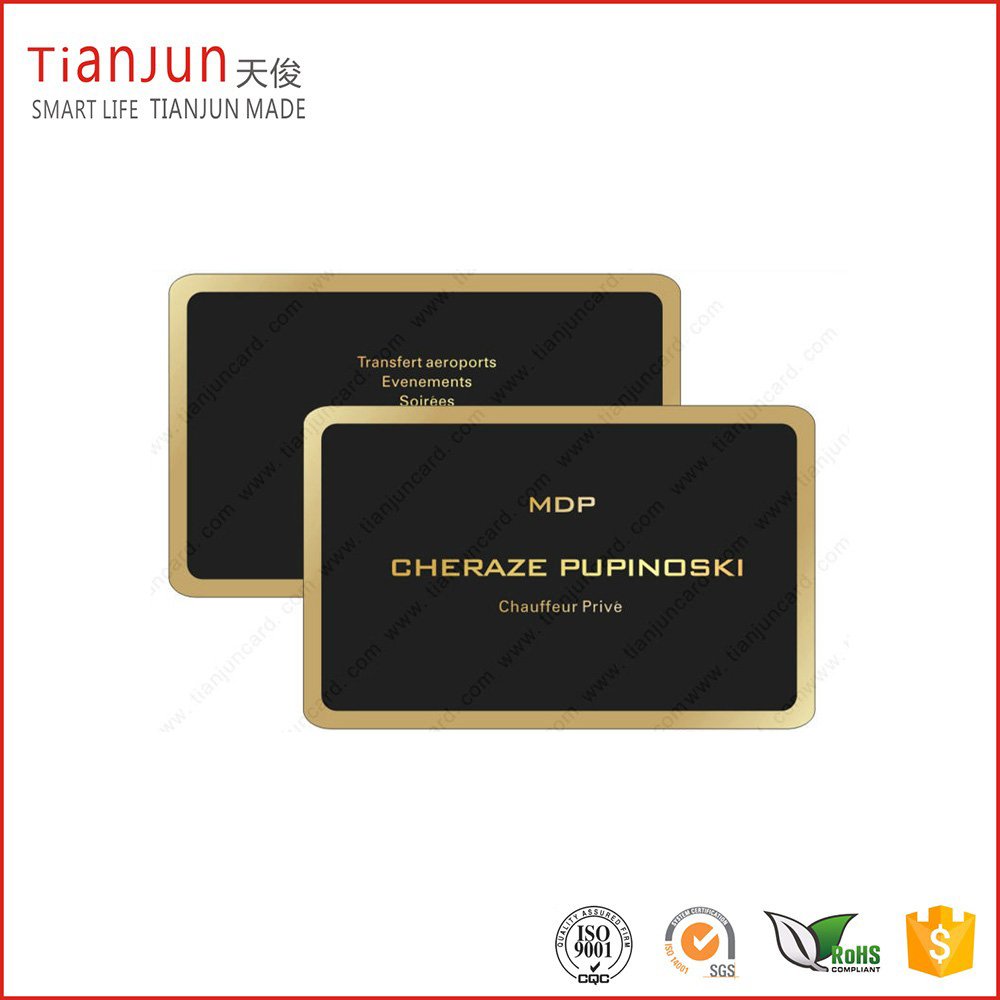 Custom Printing NTAG213 NFC Business Card