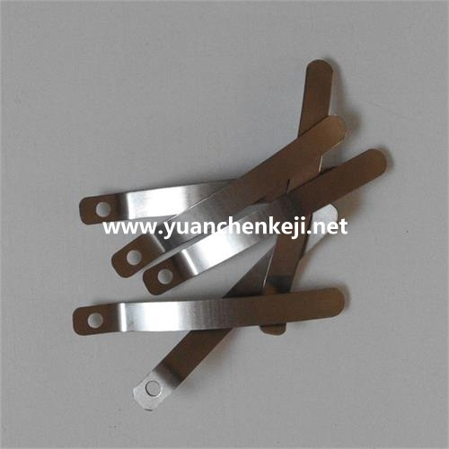 Power Equipment Contact Shrapnel / Leaf Spring Shrapnel / Electronic Hardware Stamping Parts