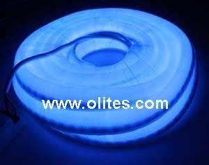 12V,24V,120V,240V Bule Color LED Neons