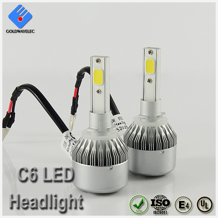 Car accessories C6 3800lm H11 Led Headlight