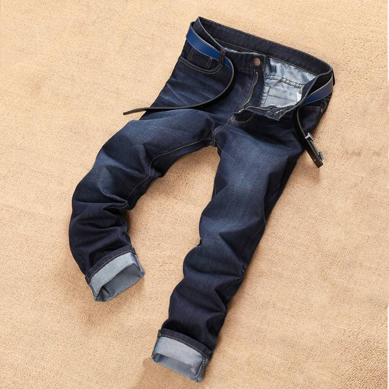 men denim jeans straight fashion style for wholesales