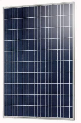 Polycrystalline Solar Panel Module 250W 30V