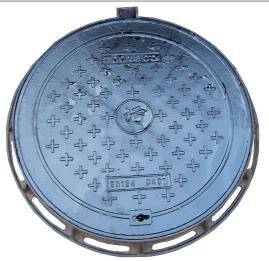China Factory supply Cheap Price Recessed Manhole With Rib Cover