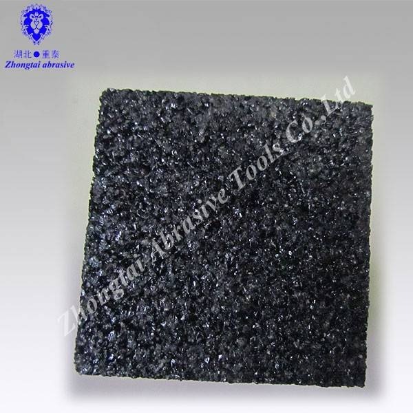 Black silicon carbide rectangle  oil stone