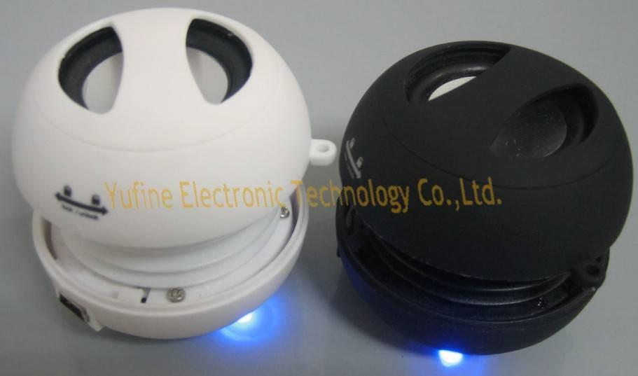 hamburger speaker, hot sell hamburger speaker, hamburger speaker manufacturer, mini speaker, small e
