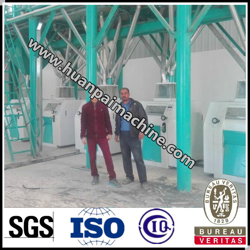 10-200ton per day flour making machine, flour mill, wheat/maize/corn grinding machine