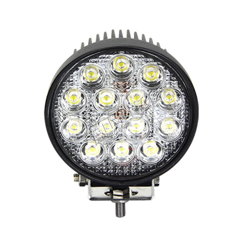 42W led work light driving spot headlight for car automotive 4x4 offroad ATV UTV motorcycle truck tr