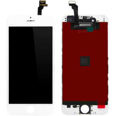 LCD For iphone 6 4.7 inch and Touch Screen digitizer Assembly Black & White color