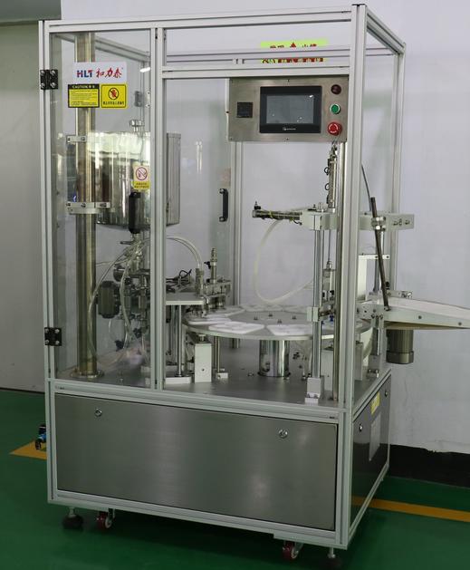 BB cream filling machines