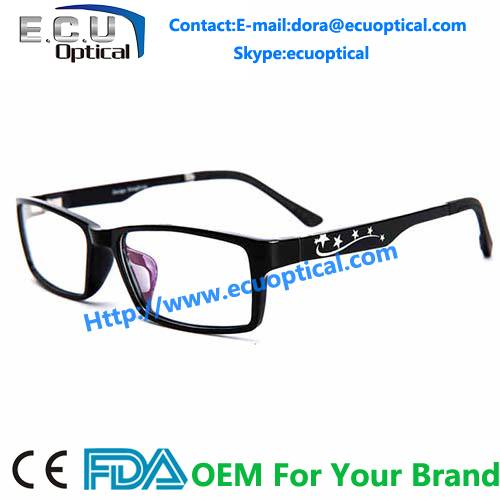 2014 latest design star spectacle china wholesale optical eyeglasses frame manufacturers in china