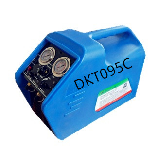 Dkt095c 1HP Sparkproof Fast Recovery Refrigerant Reclaim Recycling System for Air Conditioning