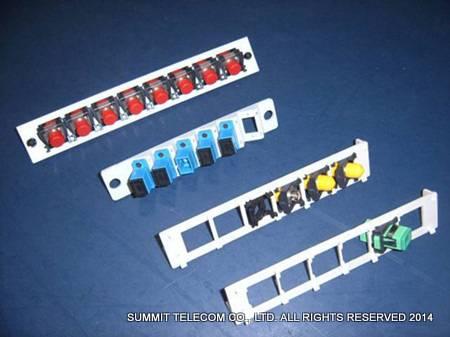 SC/FC/LC/ST/MU/MTRJ/DIN/D4/SMA Fiber Optic Adapters, Optical Fiber Adaptor, Adapter Plate/Panel